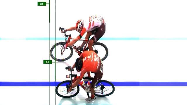 Che rimonta di Wellens! Il belga vince al fotofinish con Hirschi nella 4a tappa del BinckBank Tour