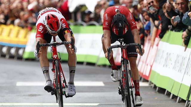 Stage 4 winner Wellens: 'Nobody believed in victory'