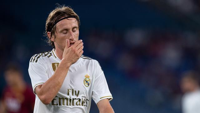 Luka Modric, la última víctima del 'virus FIFA'