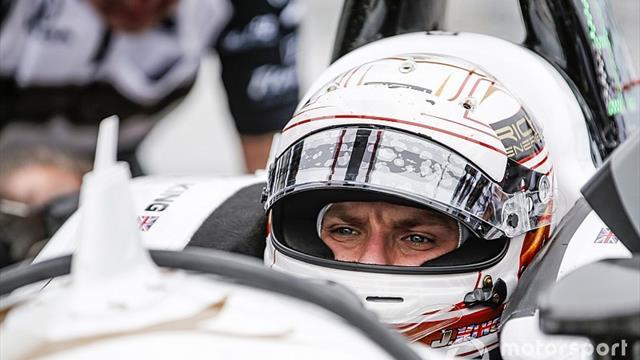 "King says Formula E an ""option"" after Dragon test"