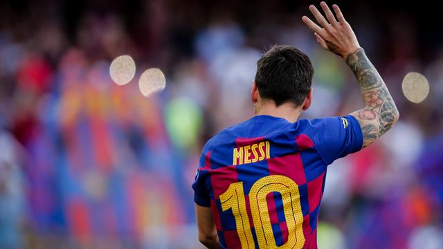 Barcelona: Messi can leave at the end of the season - Paper Round