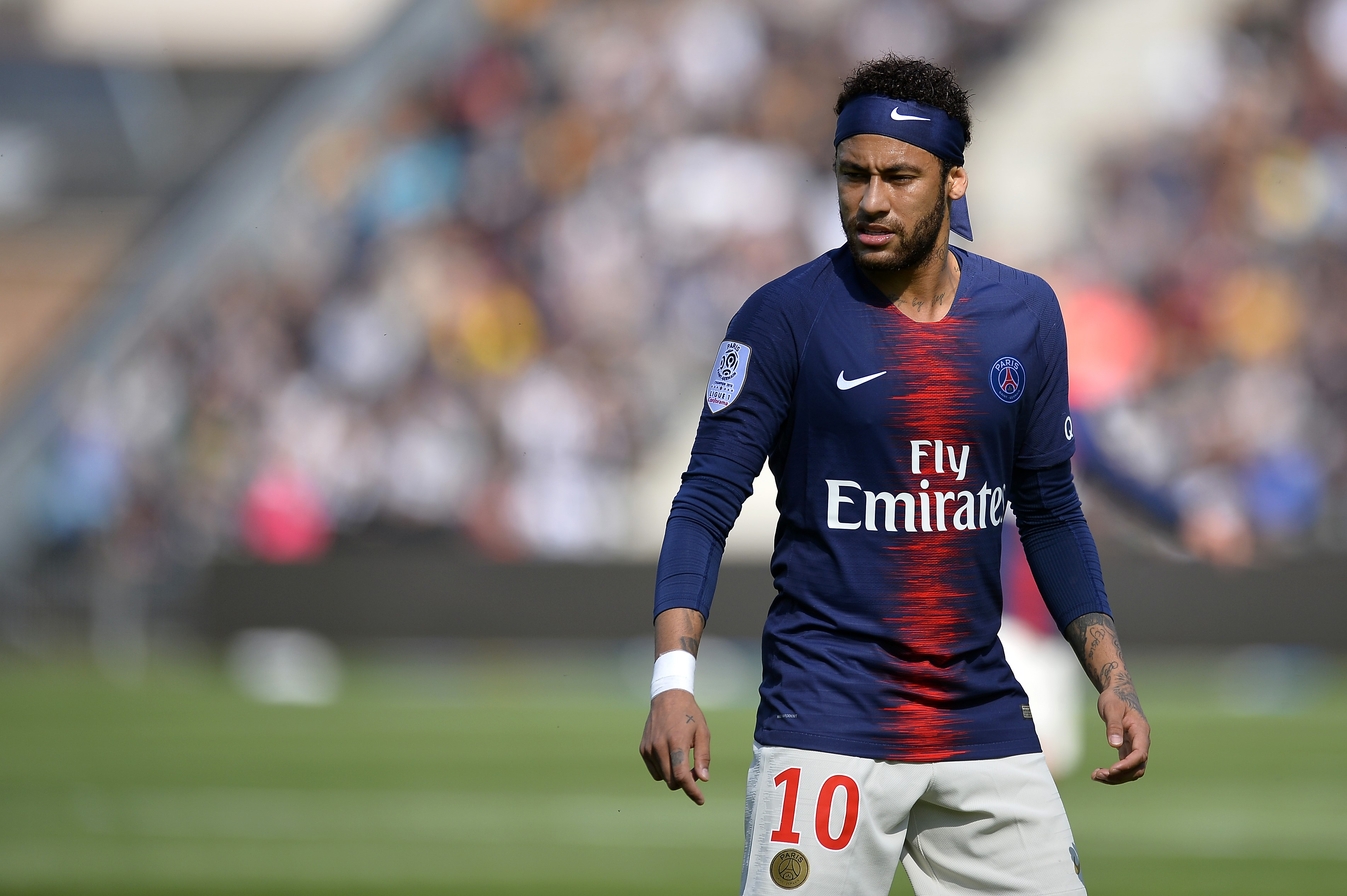 Neymar - Angers-PSG - Ligue 1 2018/2019 - Getty Images