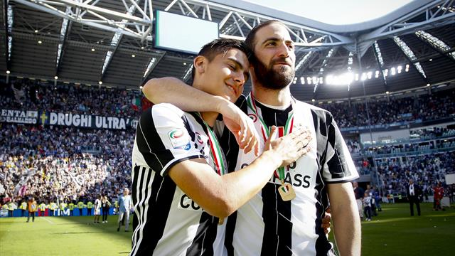 Juventus, il borsino degli esuberi: Dybala sull'uscio, Higuain ora può restare