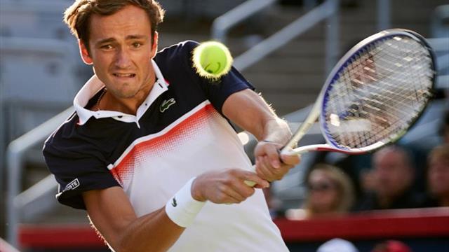 Medvedev, Goffin, Gasquet y Nishioka pasan a cuartos de final
