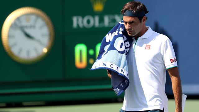 Federer prend la porte, Pouille défie Djokovic — Cincinnati