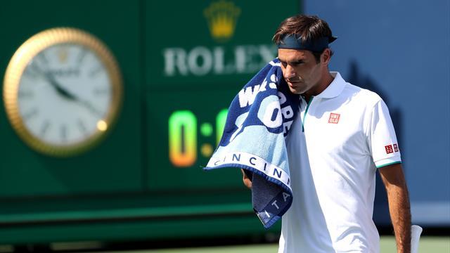 😳🎾 ¡Sorpresón! Federer cae en octavos ante Rublev, número 70 del mundo