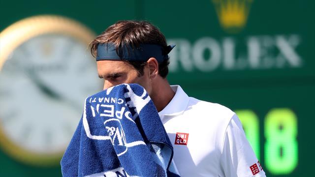 Поражение от Рублева – самое быстрое в карьере Федерера с 2003 года