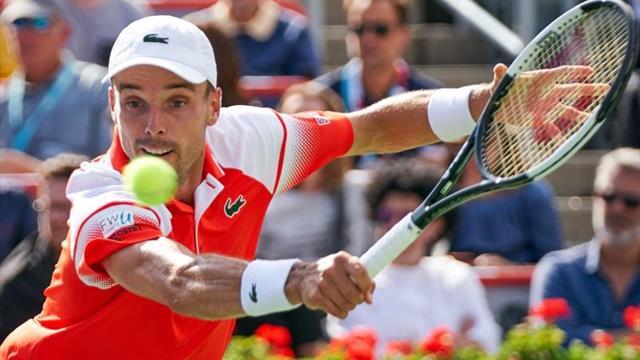 Bautista Agut se exhibe ante Kecmanovic y jugará los cuartos contra Gasquet en el Masters 1.000 de