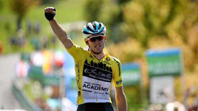 Ronde van Utah| Hermans parreert aanvallen en wint weer tijd op concurrentie