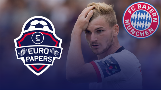 Bayern attempt OUTRAGEOUS low-ball offer for Timo Werner - Euro Papers