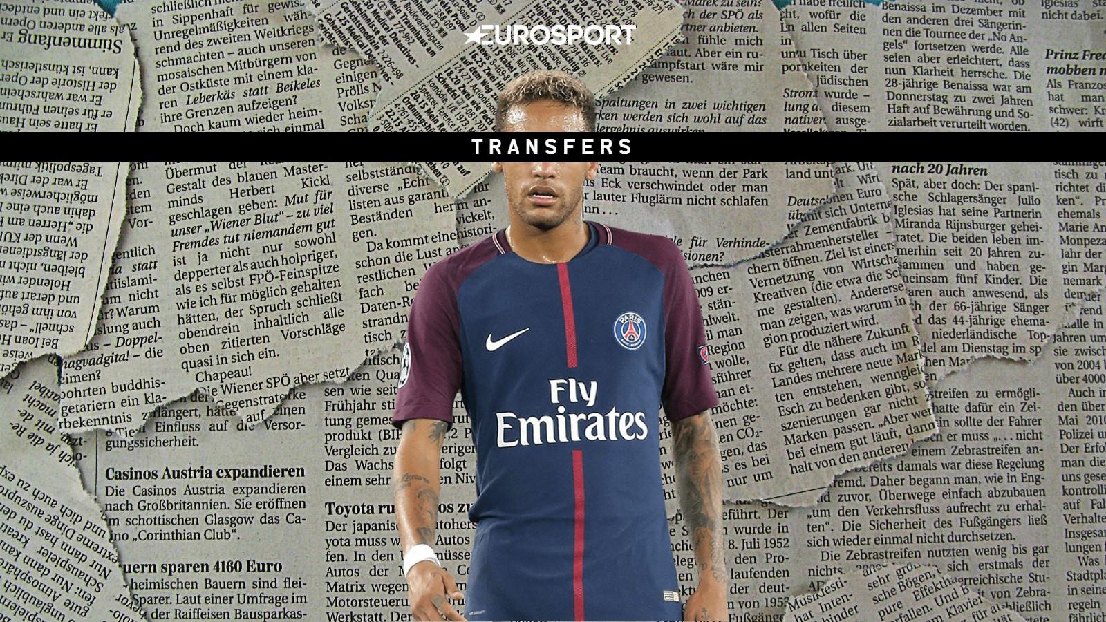 Вся правда о трансфере Неймара из «ПСЖ» в «Барселону» или «Реал Мадрид»