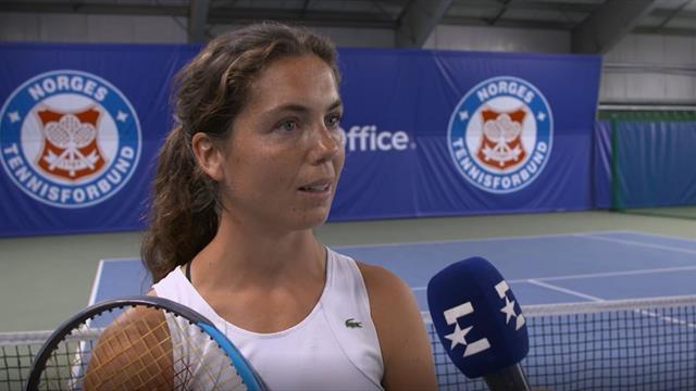 Norges kvinnelige tennishåp røper hårete målsetning