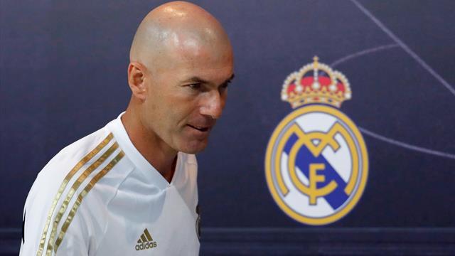 """Zidane cambia el discurso: cuenta con Bale y James y asegura que ya tiene """"a los mejores"""""""