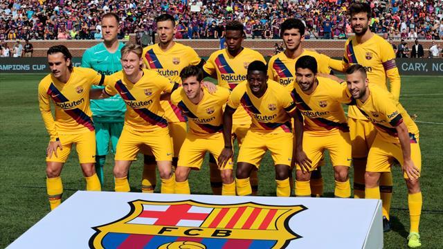 Barcellona, piove sul bagnato: lesione al soleo per Suarez