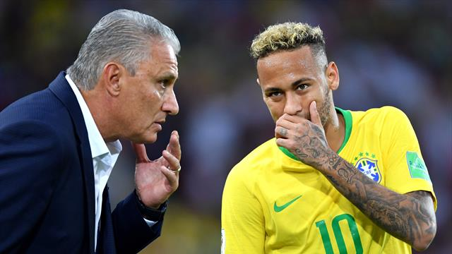 Brazil coach Tite hits out at club v country clash