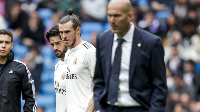 Zidane indicates Bale will stay after Real win