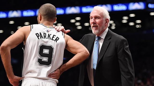 Parker, 9 éternel : les Spurs vont retirer son numéro de maillot