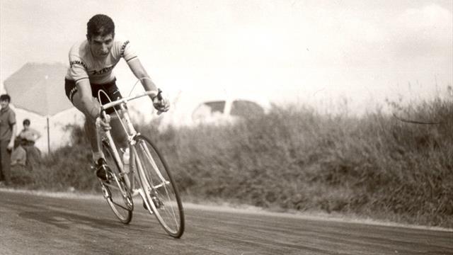 """En 1965, """"Guy Mondi"""" avait gagné à Rouen : la première fois que j'ai entendu parler de Gimondi"""