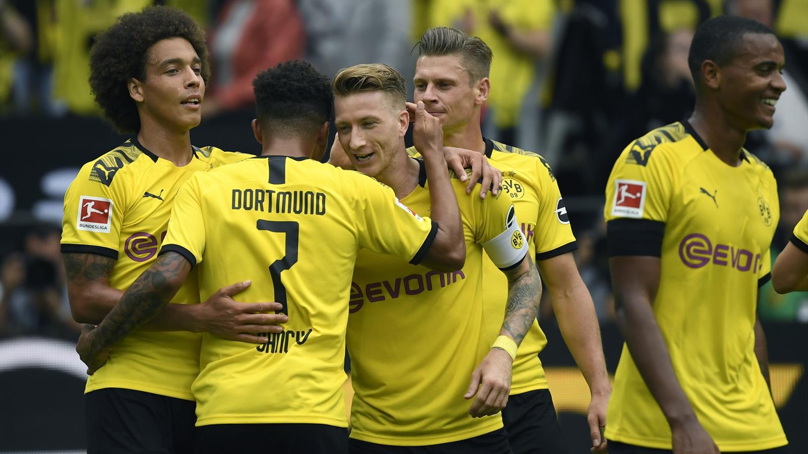 Dortmund Gegen Augsburg 2020