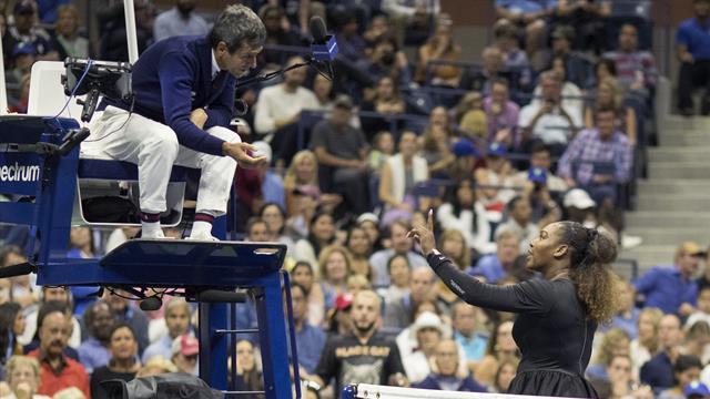 Le conte d'Henri : Serena et les arbitres, toute une histoire !