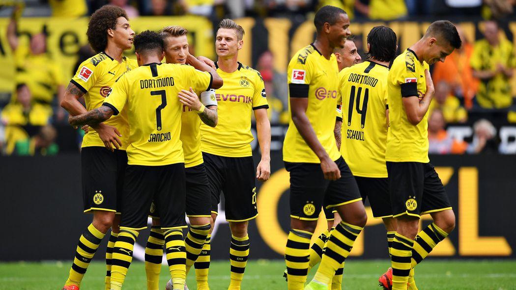 """Résultat de recherche d'images pour """"Dortmund 5:1 Augsburg"""""""