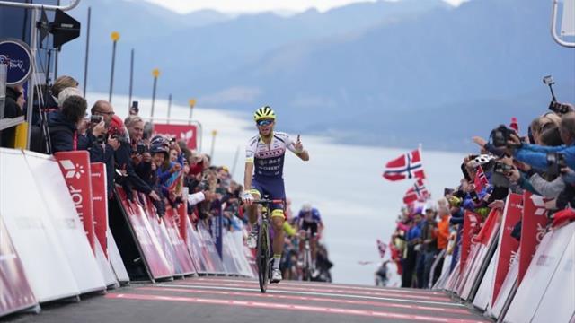 Norsk seier i Arctic Race – her avgjør Eiking