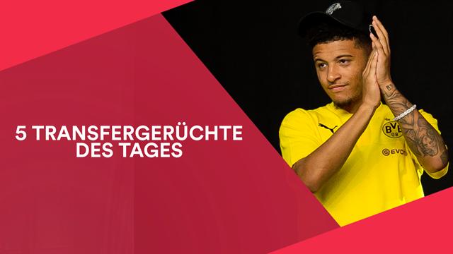 Sancho will Dortmund nächsten Sommer verlassen