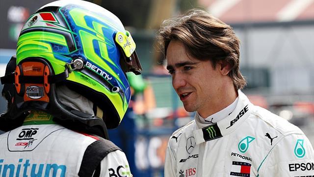 Gutiérrez valora volver a la Fórmula E