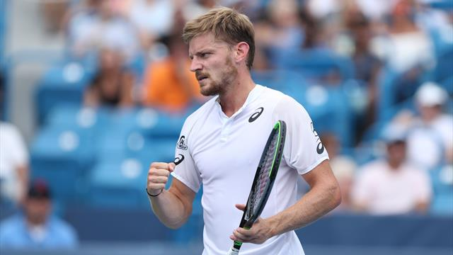 Rested Goffin powers to Cincinnati final