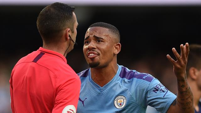 VAR denies City again against Spurs