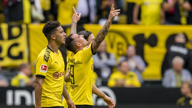 Il Borussia Dortmund annienta il Bayer Leverkusen: finisce 4-0 al Westfalenstadion