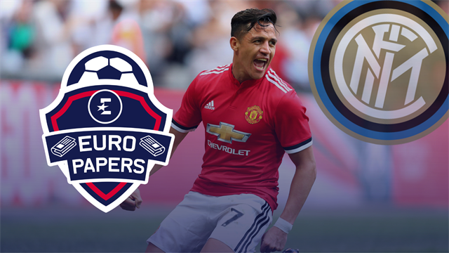 Sanchez to take pay cut to push through Inter move - Euro Papers