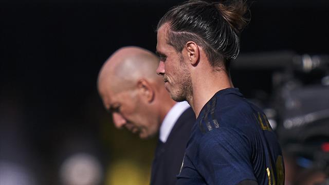 Rolle rückwärts: Zidane bestätigt Bale-Verbleib und schwärmt