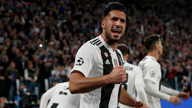 Can bei Juventus nicht im Champions-League-Aufgebot - Khedira dabei