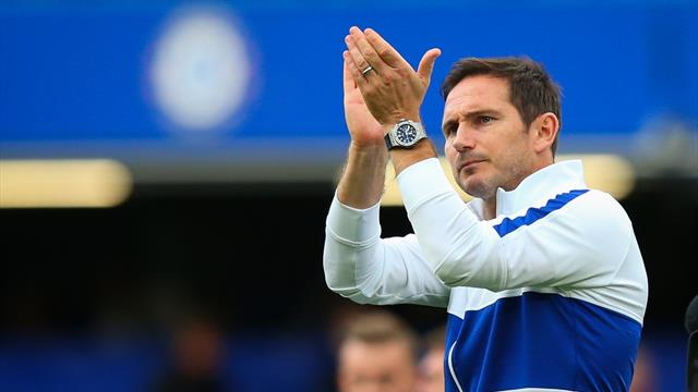 Lampard's homecoming ends in draw after electric encounter