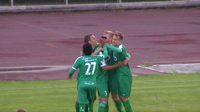 Nest-Sotra vant 3-0 hjemme mot Kongsvinger