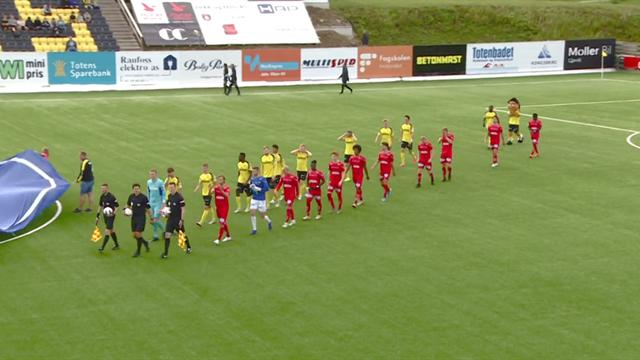 Raufoss snudde kampen hjemme mot Ull/Kisa