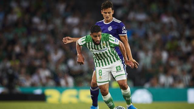 Première manquée pour Fekir et le Betis, service minimum pour l'Atlético