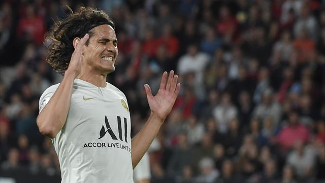 Sluggish PSG slump to shock defeat at Rennes