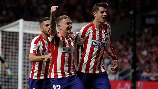 En directo, Leganés-Atlético de Madrid (19:00)