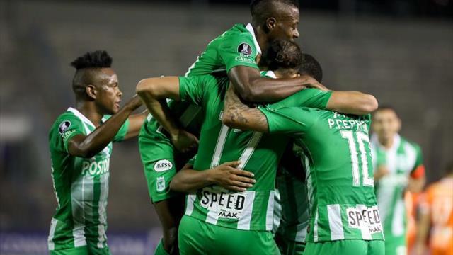 Atlético Nacional vence al Magdalena y persigue el liderato del Clausura
