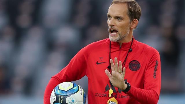 """Tuchel fordert: Neymar-Abgang """"nicht ohne einen Ersatz!"""""""