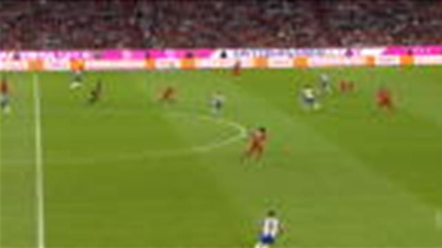 1ère j. - Le Hertha Berlin marque deux buts en deux minutes face au Bayern !