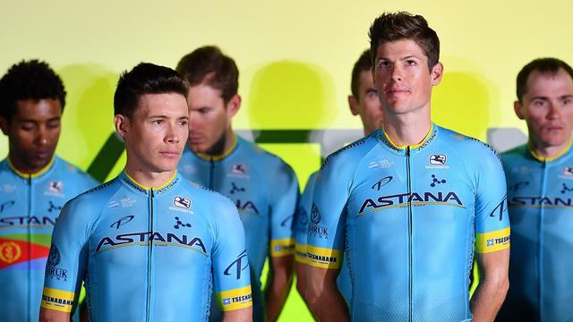 Le Danois Jakob Fuglsang prolonge pour deux ans chez Astana — Cyclisme