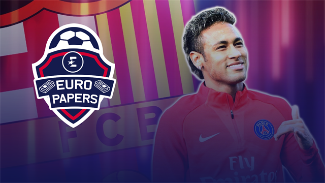 Euro Papers: Neymar to Barca is ON as Coutinho loan sparks string of huge transfers