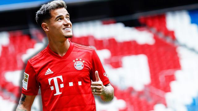 'Barcelona is history,' says Coutinho after joining Bayern on loan