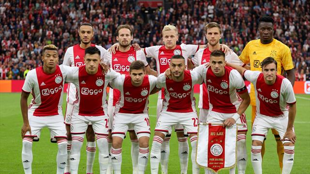 Cet été, l'Ajax a perdu trois cadres, pas sa philosophie