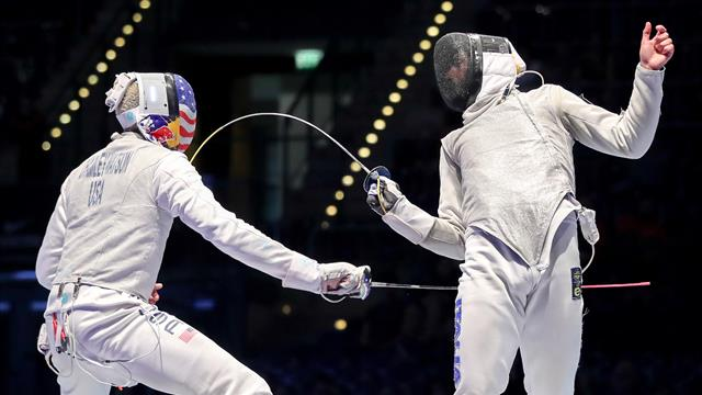 FIE will be 'Fencing for our Planet' on World Fencing Day