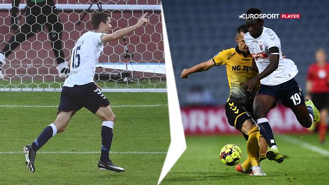 Highlights: AGF og Nicklas Helenius genopstod i flot sejr over AC Horsens