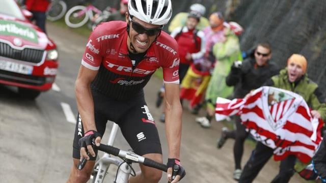 Contador se sube a la bici para la carrera de Rigoberto Urán:  correrá 'El Giro de Rigo'